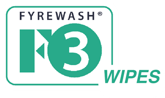 Fyrewash F3 wipes